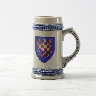 Brazos de Moravia, Hungría Jarra De Cerveza