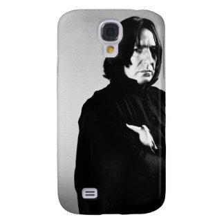 Brazos de Severus Snape cruzados Funda Para Galaxy S4