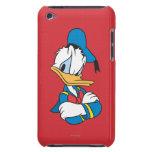 Brazos del pato Donald cruzados Case-Mate iPod Touch Protector