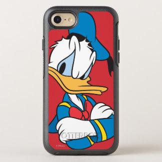Brazos del pato Donald el | cruzados Funda OtterBox Symmetry Para iPhone 7
