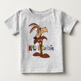 Brazos del Wile cruzados Playera De Bebé