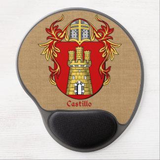 Brazos históricos de Castillo con estilo de la Alfombrillas Con Gel