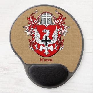 Brazos históricos de Munoz con estilo de la Alfombrillas Con Gel