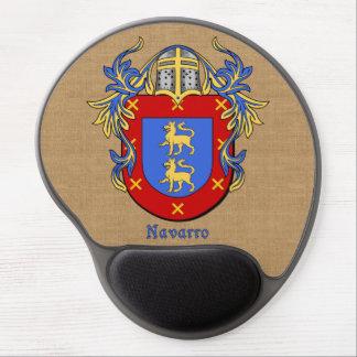 Brazos históricos de Navarro con estilo de la Alfombrilla De Raton Con Gel