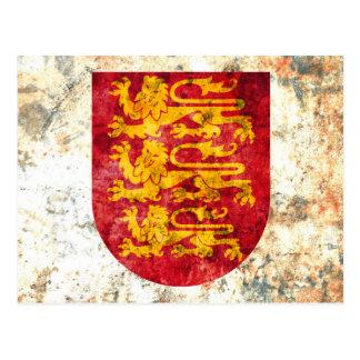 Brazos reales de Inglaterra Postal