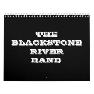 BRB Band Name Calendar