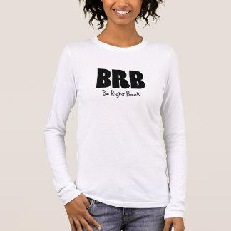 BRB Black Long Sleeve T-Shirt