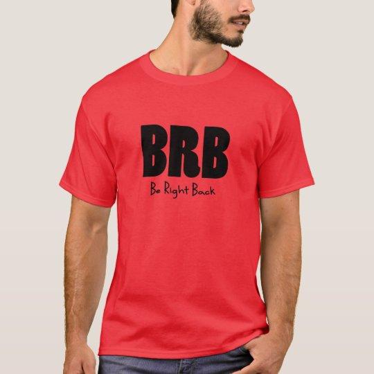 BRB Black T-Shirt