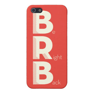 BRB iPhone 5 CARCASAS