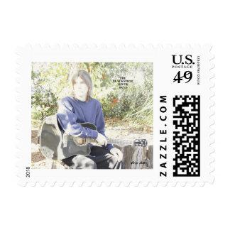 BRB George Guitar Stamps