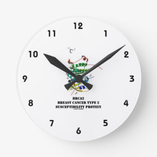 BRCA2 Breast Cancer Type 2 Susceptibility Protein Round Clock