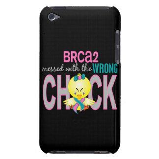 BRCA2 ensuciado con el polluelo incorrecto iPod Touch Case-Mate Cobertura