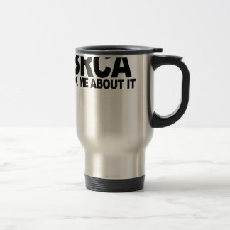 BRCA+ ask me about it Shirt.png Travel Mug