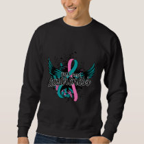 BRCA Gene Awareness 16 Sweatshirt