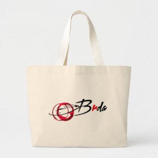 Brda wineyards and wine stain jumbo tote bag