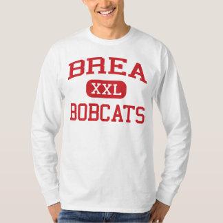 Brea - Bobcats - Junior - Brea California T-Shirt