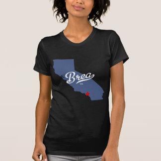Brea California CA Shirt