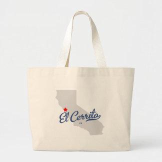 Brea California CA Shirt Bags