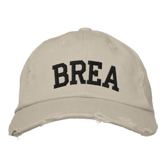 Brea Embroidered Hat Embroidered Hat