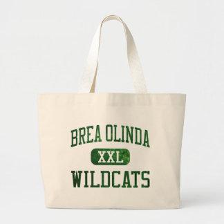 Brea Olinda Wildcats Athletics Bag
