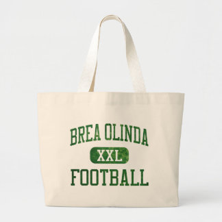 Brea Olinda Wildcats Football Tote Bags