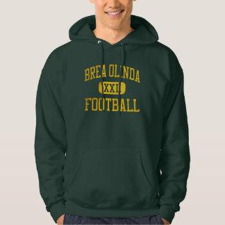 Brea Olinda Wildcats FootballCustomize Product Hoodie
