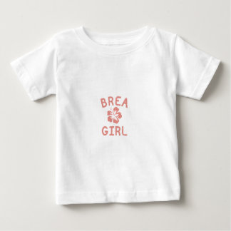 Brea Pink Girl T Shirts