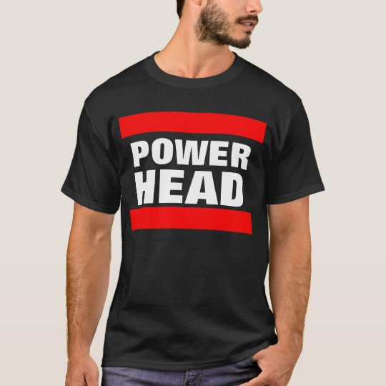 Breaak Dance Power Head Shirt