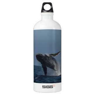 Breach for Love Humpback Whale SIGG Traveler 1.0L Water Bottle
