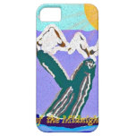 Breach to the Midnight sun Humpback Whale iPhone 5 Cover