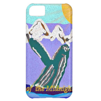 Breach to the Midnight sun Humpback Whale Cover For iPhone 5C