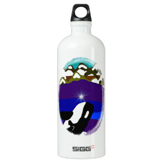 Breach to the Mountains Killer Whale SIGG Traveler 1.0L Water Bottle