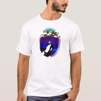 Breach to the Mountains Killer Whale T-Shirt