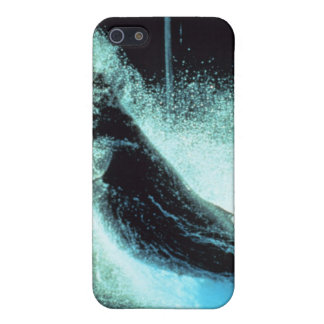 breaching humpback iPhone 5 covers