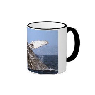 Breaching Humpback Mug