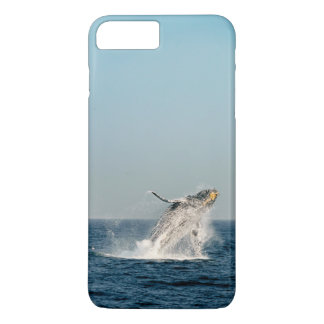 breaching humpback whale iPhone 7 plus case