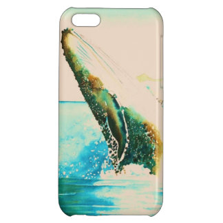Breaching Humpback Whale Iphone Case Case For iPhone 5C
