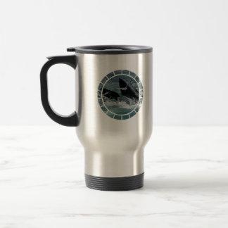 Breaching Humpback Whale Travel Mug