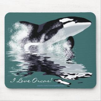 BREACHING ORCA Art Mousepad