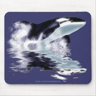 BREACHING ORCA Fractal Mousepad