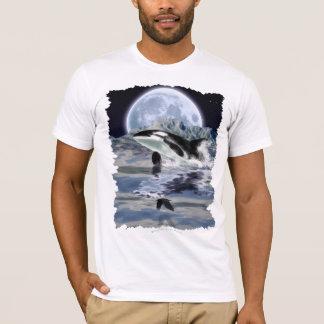 BREACHING ORCA & MOON T-Shirt