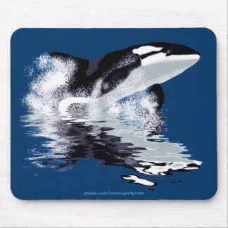 BREACHING ORCA Painting Mousepad