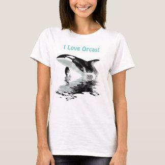 BREACHING ORCA Short-sleeved Shirt