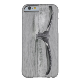 breaching whale barely there iPhone 6 case