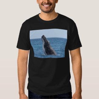 Breaching Whale Tee Shirt