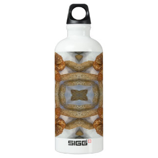 Bread abstract pattern SIGG traveler 0.6L water bottle