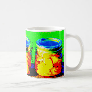 Bread and Butter Pickles on a Mug! Coffee Mug