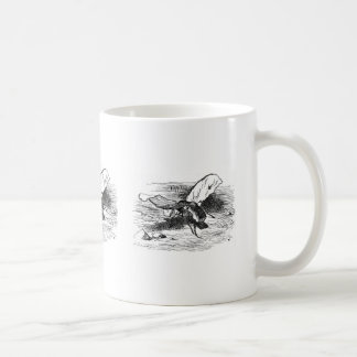 Bread-and-Butterfly Coffee Mug