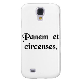 Bread and circuses. samsung galaxy s4 case