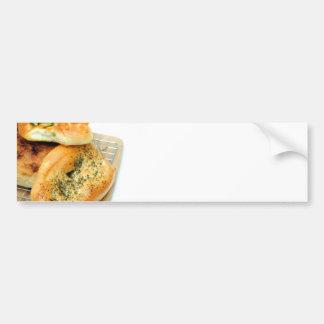 Bread And Rolls Bumper Sticker